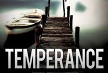 TEMPERANCE - (Book two of the Moon series) / Temperance will be the sequel to Integrate. Release date to be confirmed.