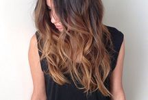 Inspiration :: Gorgeous + Lovely Hair / Beautiful hairstyles and hair colours.