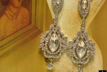 Vintage Style Bridal Jewelry / by BYTWINS Design Jewelry