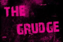 GRUDGE FACTOR - (Monochrome Design) / People often grudge others what they cannot enjoy themselves. You are not one of them!