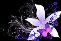 NATURE ELEMENTS - (Colorful Design) / Look deep into nature, and then you will understand everything better!