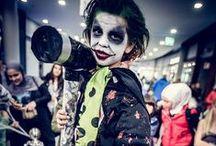 Halloween 2014 / Här ser ni allt skrämmande som hände på Triangeln under Halloween 2014.