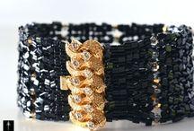 BYTWINS BRACELETS CUFF / by BYTWINS Design Jewelry