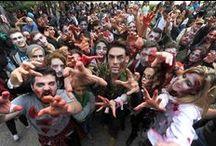 The Zombie Walk Milano 2014 / Il più grande Corteo / Flash Mob mai tenuto a Milano dagli Zombie..