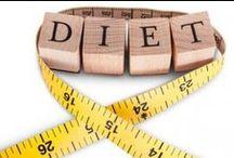 Έλεγχος βάρους και δίαιτα για υγεία / Δίαιτες, συμβουλές για μείωση, διατήρηση, αύξηση βάρους και βελτίωση της σύστασης του σώματος.