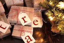 Natale / laboratori, oggettistica, packaging, allestimenti natalizi