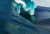 Majestic like the ocean