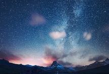 look at the stars. / Awe inspiring sky collection