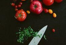 SUNNY KITCHEN BLUES // / I dance in my kitchen / by Nastya Grigoryan