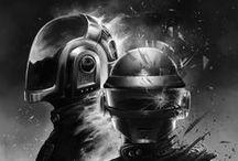 Daft Punk ♥ ♡
