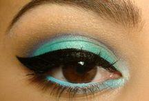 My favourite / Makeup inspirations