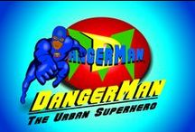 DangerMan NEWS / Get to know the REAL LIFE URBAN SUPERHERO, DANGERMAN! This board is for ALL THINGS DangerMan! Post his happenings! DangerMan promotes literacy, safety and good health for the children in urban and under served communities in America. He also has an action/adventure film and web series the DangerMan Chronicles.