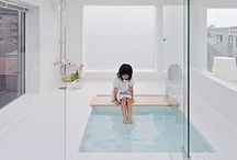 architecture and water - 2 / spa, health care, bathrooms