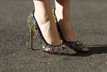 ✿ Shoes, shoes, shoes ✿ / #shoes #chaussures