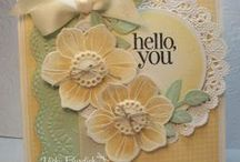 Flowers / Flower cards,tips and trucs