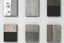 Béton / matière / mur en béton / concrete