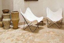 terres cuites / terres cuites émaillées / Zellige / Moroccan ceramic / Bejmat
