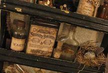 Gabinet osobliwości/Cabinet of curiosities