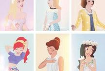 Disney / | Screenshot | Fan Art | Cosplay | Sketches |