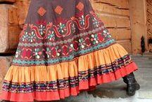 Moda: spódnice/Fashion: skirts