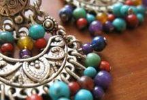 Biżuteria: kolczyki / Jewellery: earrings