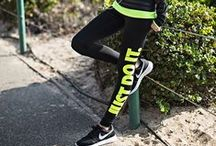 ✿ Workout Clothes ✿ / #sport #sportswear