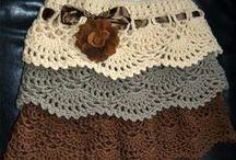 Szydełkiem: ubrania / Crochet: clothes