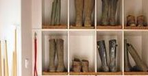 débotté /boots room