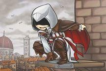 Assassins creed / Fanart de la saga Assassin's Creed