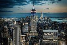 ✿ New York City ✿ / #newyork #nyc #thecity #lovenewyork