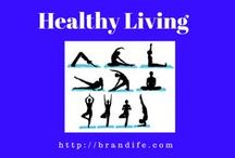 Healthy Living / Feeds on places, things and events for Wellness to encourage people to take time off with friends and family.
