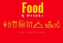 Food & Drink / Feeds on places, things and events for Fun & Flavours to encourage people to take time off with friends and family.
