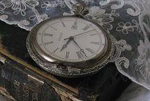 Zegary, zegarki / Clocks