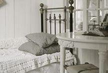 Shabby Chic: sypialnia / Shabby Chic bedroom