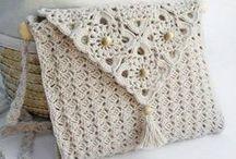 szydełkiem: torebki / Crochet: bags