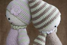 Szydełkiem: maskotki / Crochet: mascots
