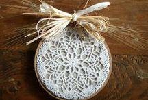Szydełkiem: ozdoby / Crochet: decorations