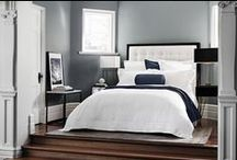 Bedroom & Bathroom Design Ideas / Use soft furnishings to create your perfect living spaces in the bedroom and bathroom!