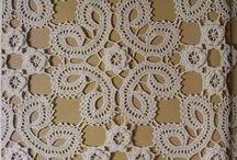 Szydełkiem: koronka brugijska / Bruggian crochet