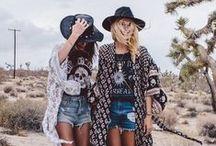 ✿ Coachella Style ✿ / Coachella style bohème boho