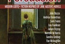 A Certain Persuasion / The anthology 'A Certain Persuasion', which I edited for Manifold Press, and to which I contributed the story 'Elinor and Ada'.