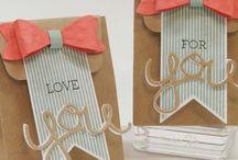 SU-Gift bag Punchboard