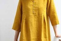 Moda: pomarańczowy i żółty / Fashion: orange and yellow