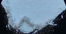 Paradis Blanc 100 x 100 cm (mosaïque)