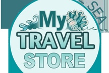 My Travel Store / by Across a Blue Sea w/Katherine Bowers