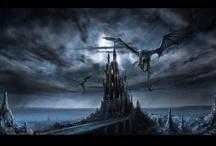Dragons, Majestic, Dragons..