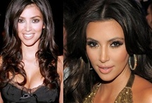 The Celebrity Before And After Collection / A collection of celebrity plastic-surgery procedures from around the world.