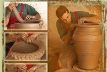 CERAMICS & POTERIES / Fairs, products, tools, materials, courses, books and artists around the world.