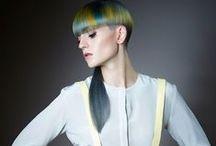 Haircolor design / haircolor inspo