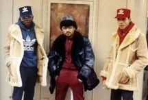 BACK IN THE DAYS / Look style wear before & one of my favorite street photographer Jamel Shabazz